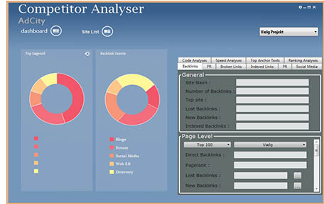 Competitor Analyzer